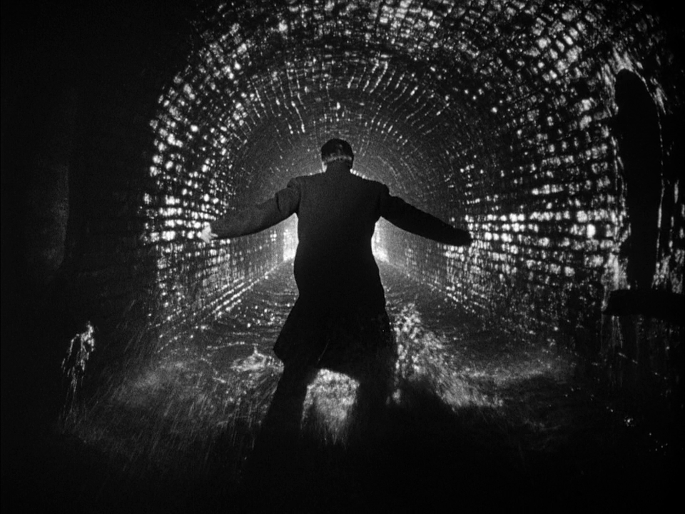 il terzo uomo recensione film noir