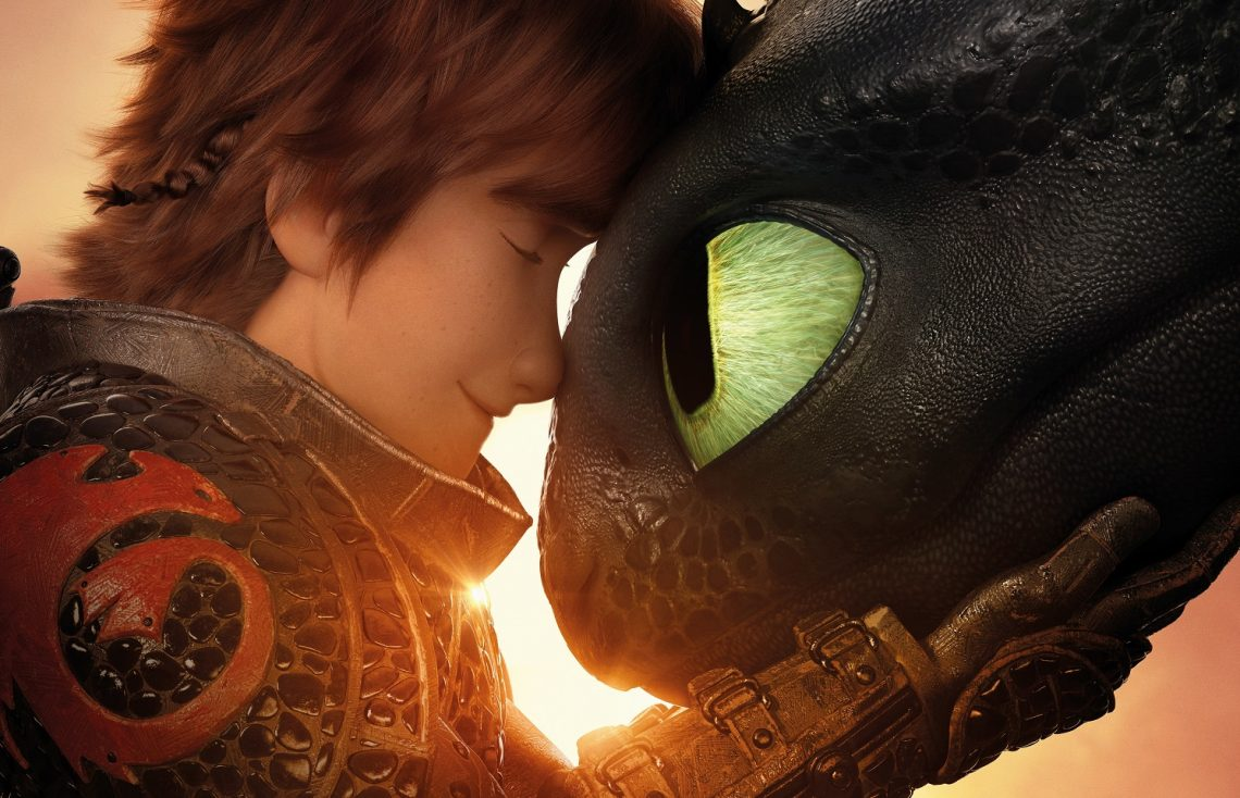Dragon Trainer 3 - Il mondo nascosto recensione film