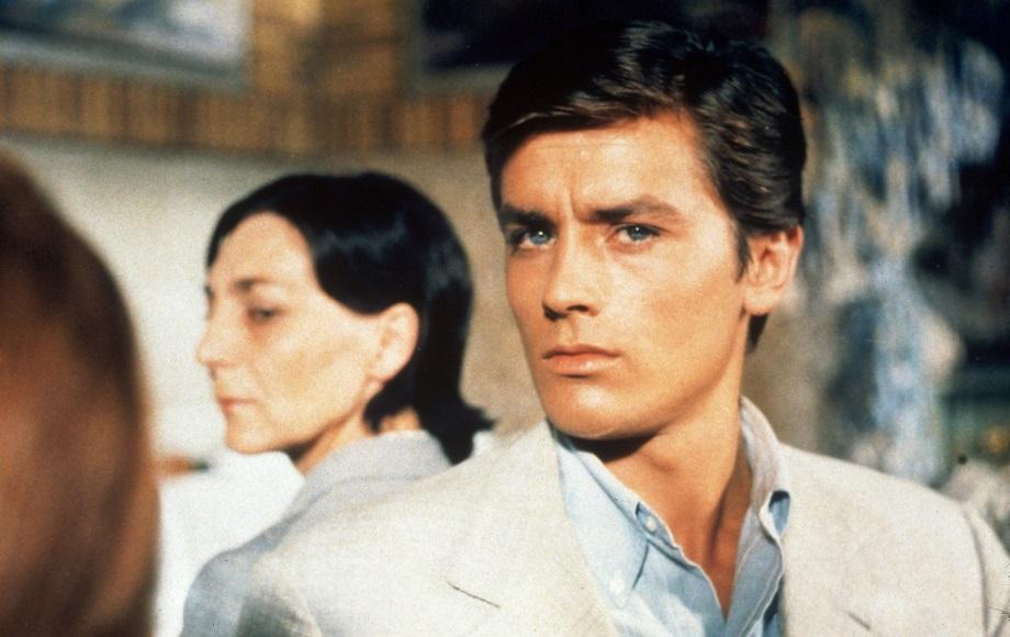 alain delon attore francese famoso