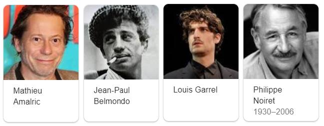 attori famosi francesi