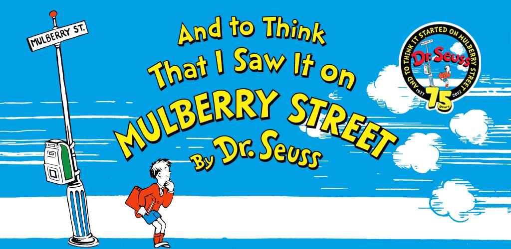 E pensare che l'ho visto su Mulberry Street