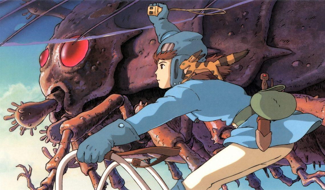 Nausicaä della Valle del vento - Miyazaki film recensione