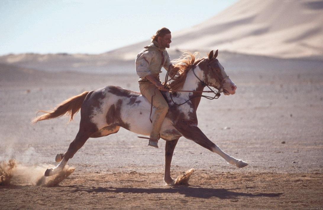 Hidalgo film di cavalli