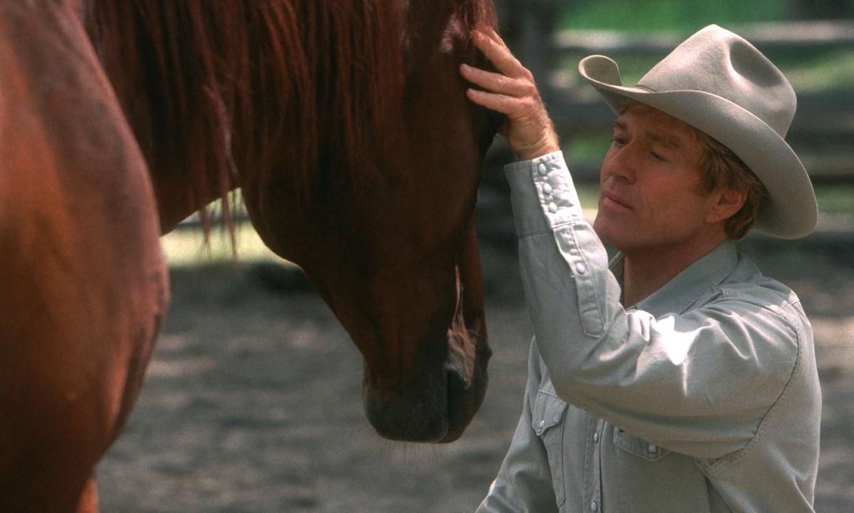 l'uomo che sussurrava ai cavalli film di cavalli