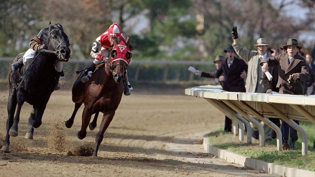 seabiscuit film sui cavalli da corsa