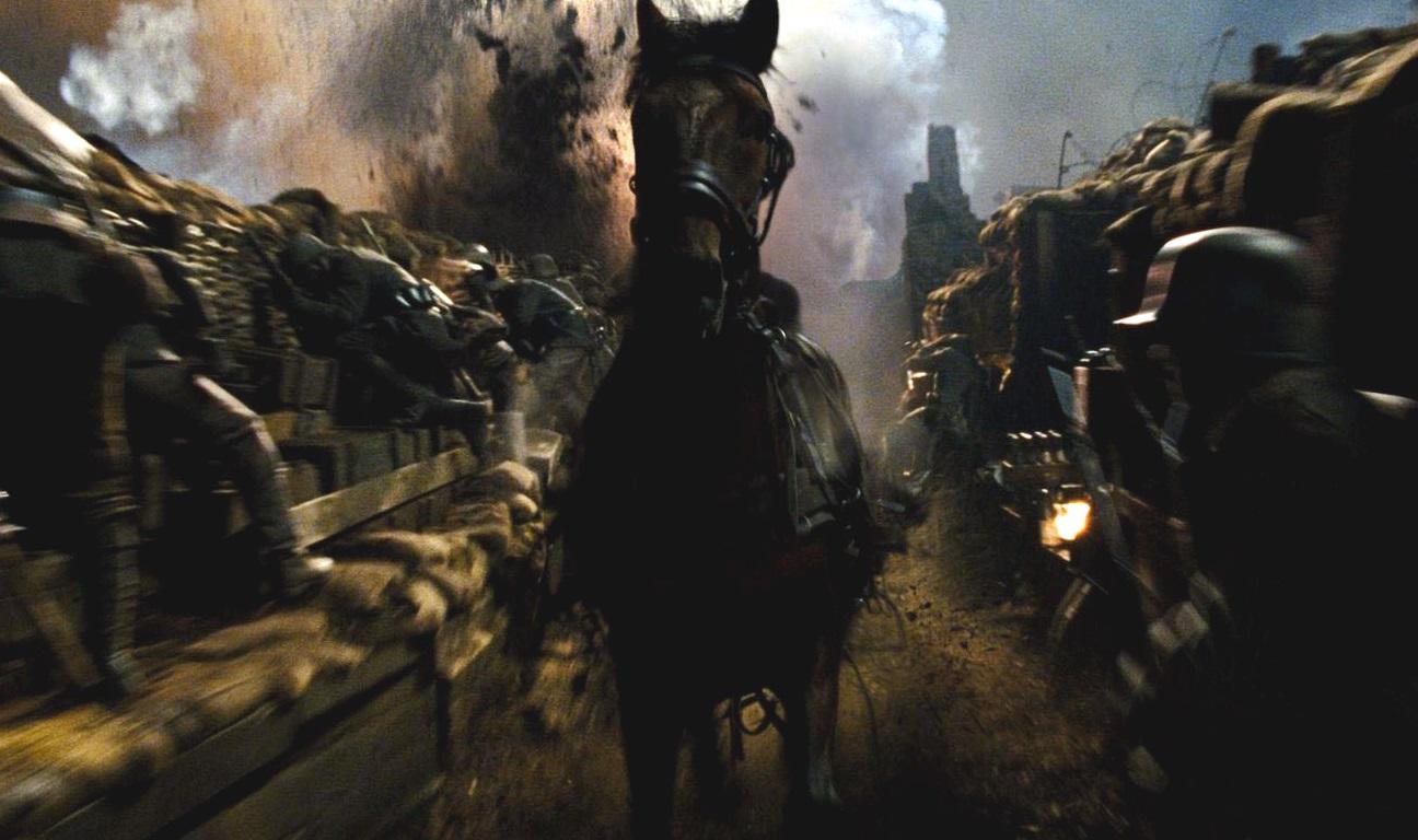war horse film sui cavalli