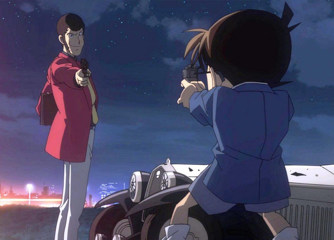 Lupin Terzo vs Detective Conan recensione film sequel