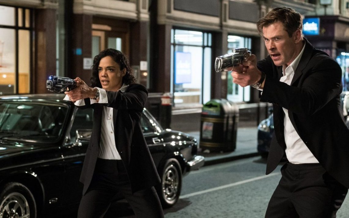 Men in Black International recensione film