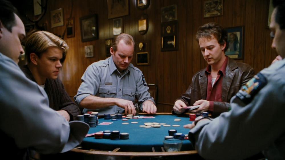 Rounders il giocatore film poker