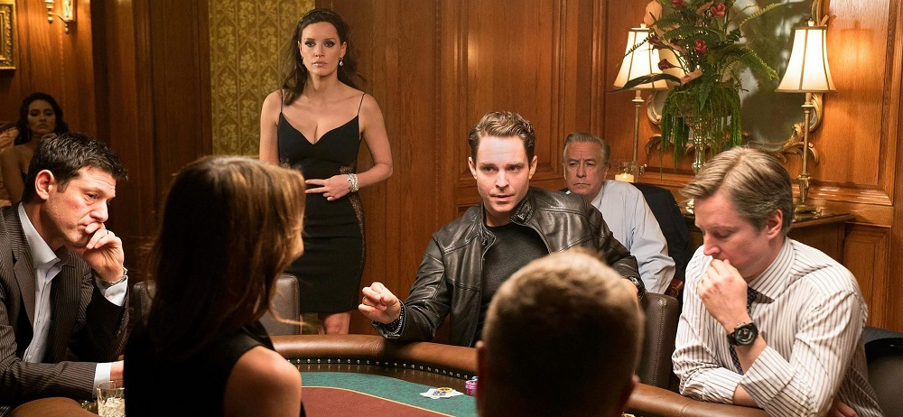 molly's game film poker