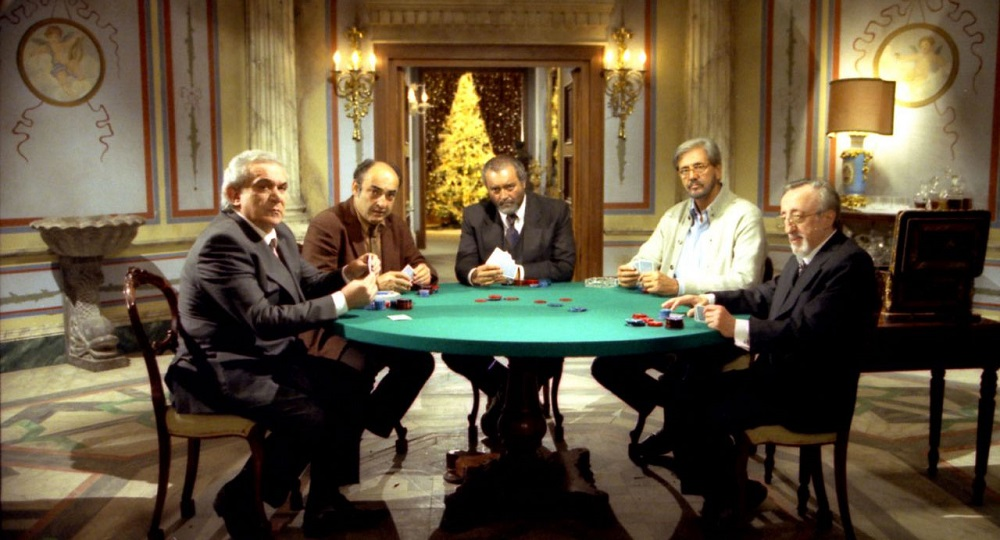 regalo di natale film sul poker