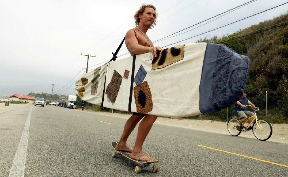 surfer dude film recensione trama