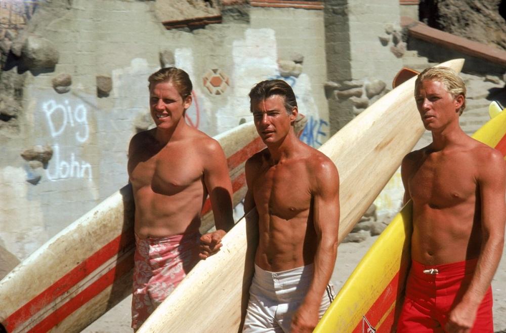 un mercoledì da leoni film sul surf