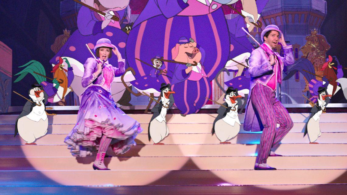 il ritorno di mary poppins film recensione