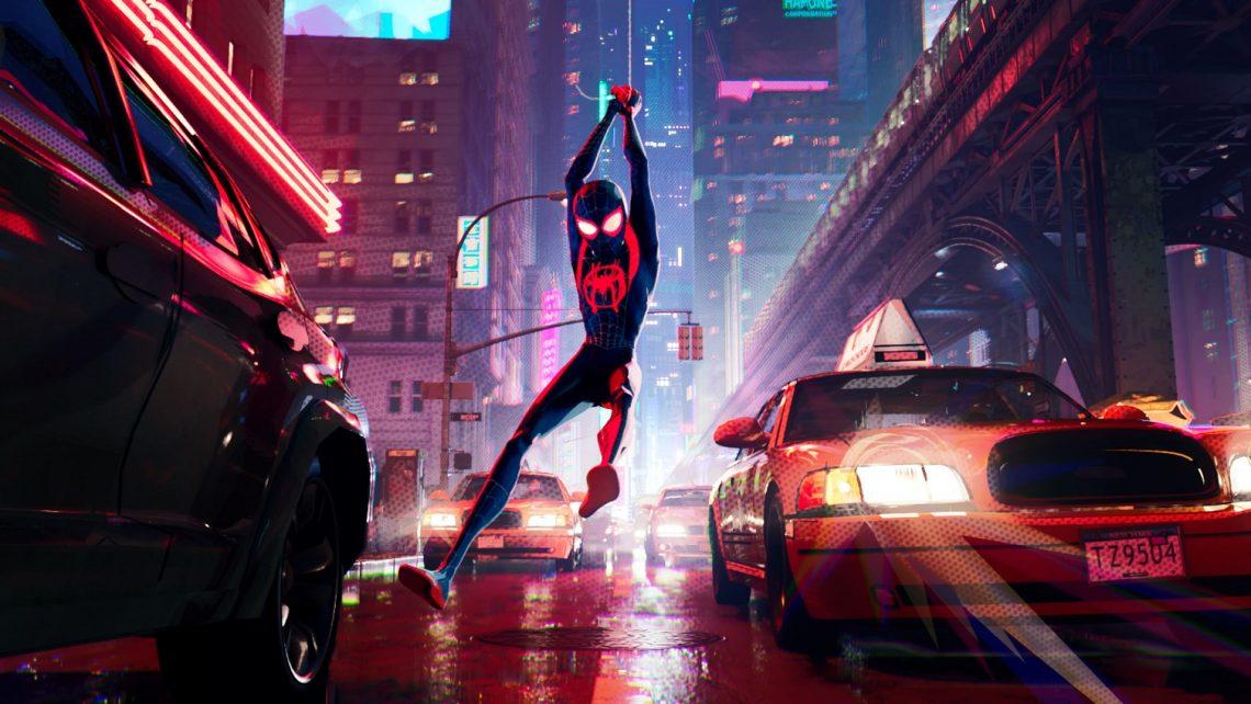 spider man un nuovo universo film recensione