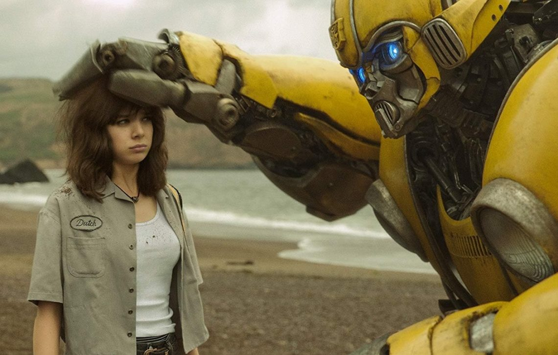 bumblebee film recensione