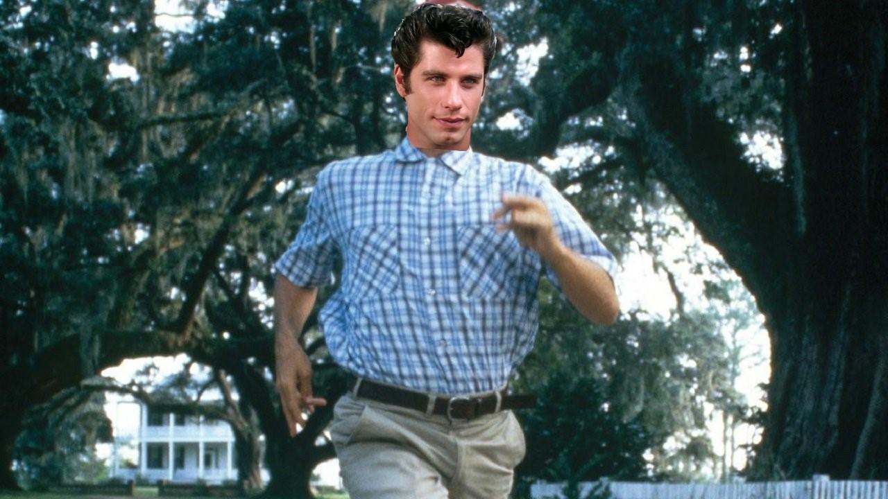 forrest gump john travolta