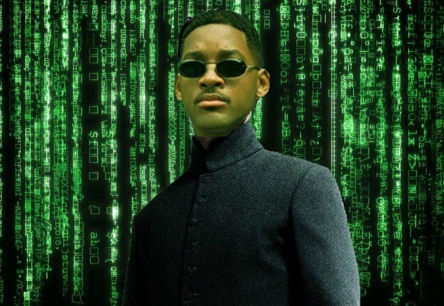 matrix neo will smith