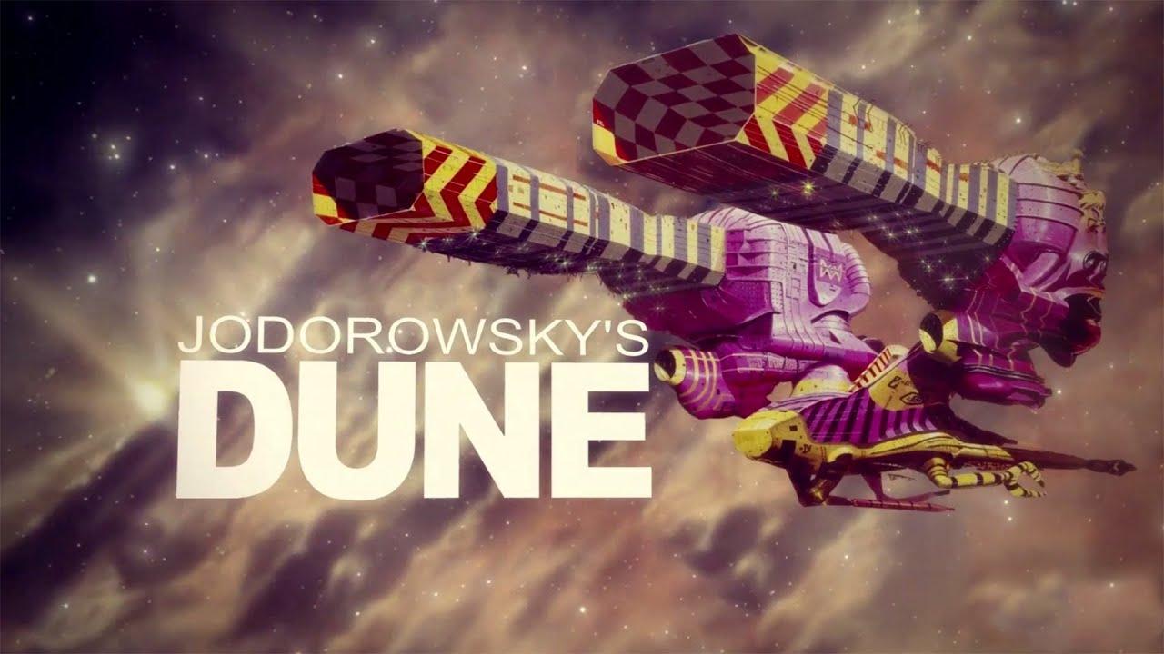 dune jodorowsky film mai incompiuti
