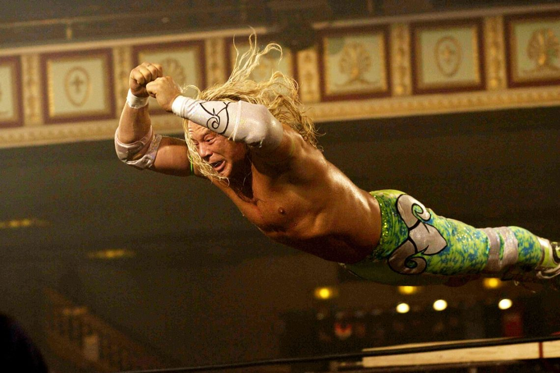 the wrestler film recensione