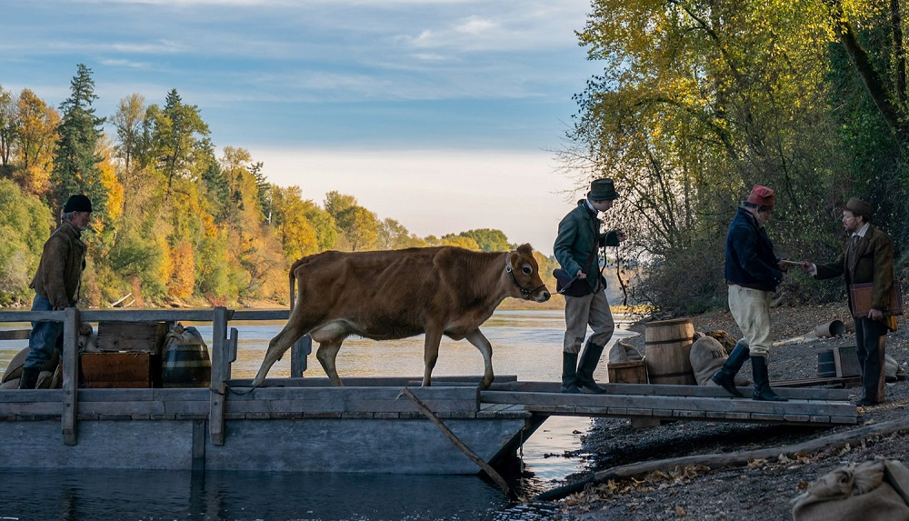 First Cow film