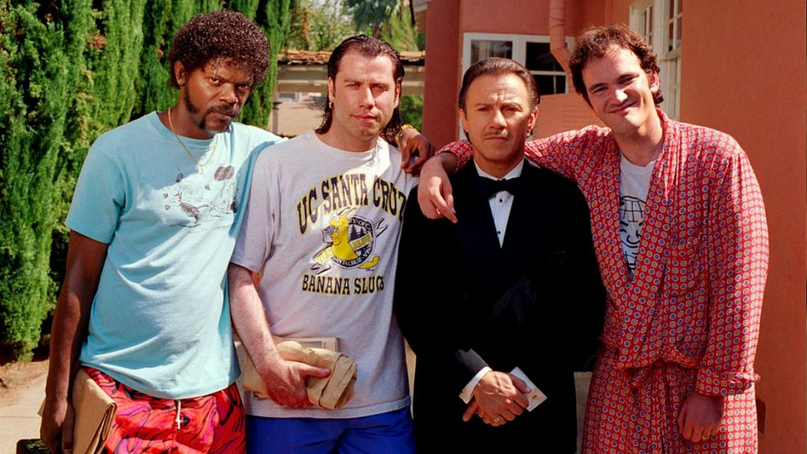 la trama di pulp fiction