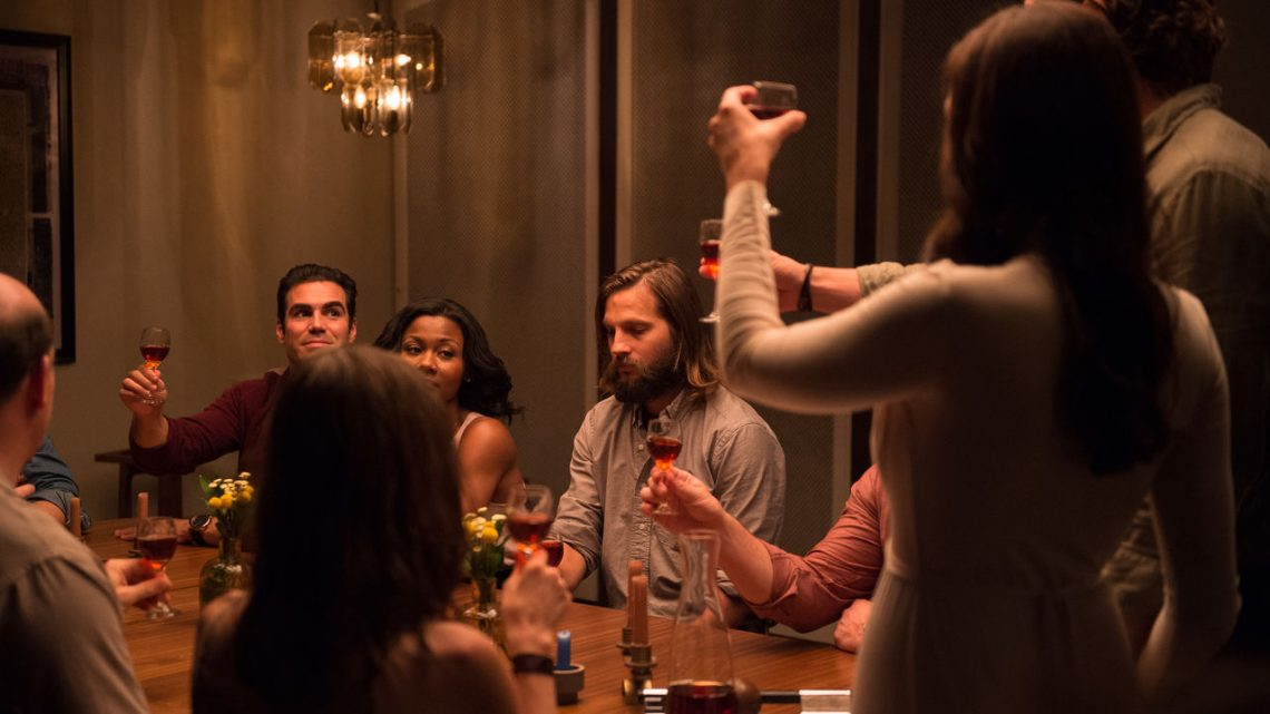 the invitation film recensione