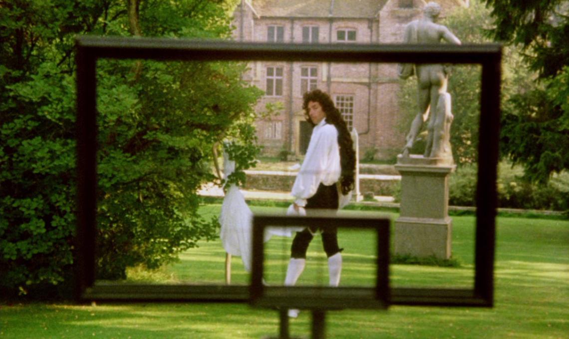 I misteri del giardino di Compton House recensione film