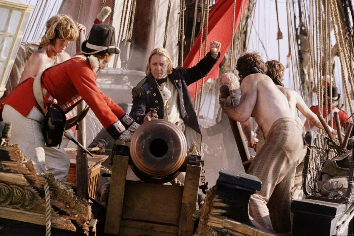 Master & Commander - Sfida ai confini del mare recensione film
