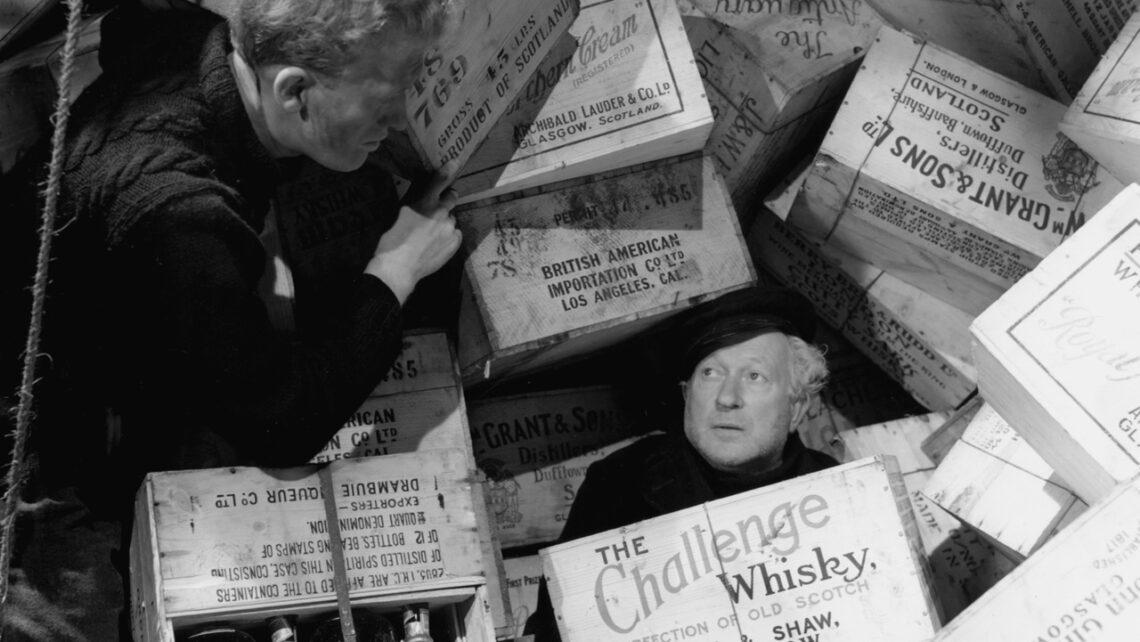 Whisky a volontà film recensione