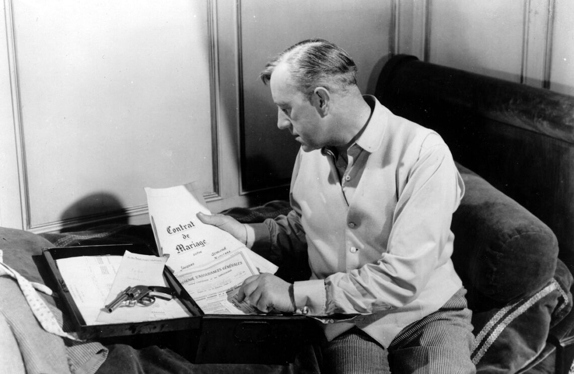 il capro espiatorio film 1959 recensione