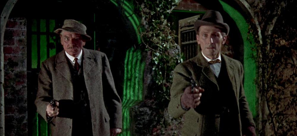 La furia dei Baskerville (1959) Hammer Film Productions