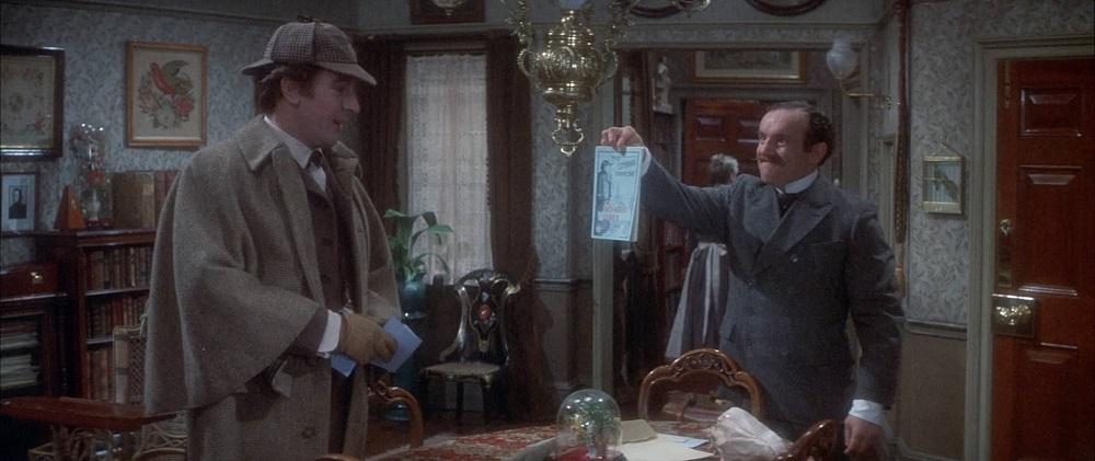 Vita privata di Sherlock Holmes (1970) ©Compton Films, Mirisch Corporation, Phalanx Productions e Sir Nigel Films