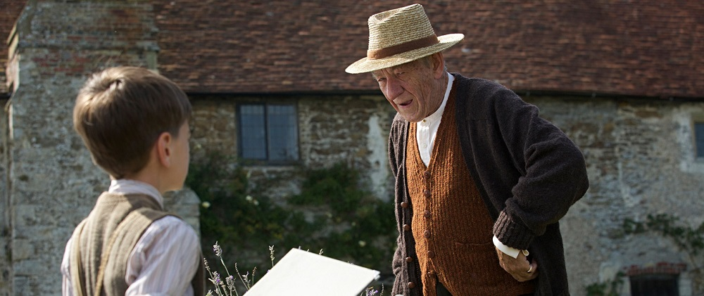 Mr. Holmes See-Saw Films, AI-Film, Archer Gray Productions, BBC Films, Icon Productions