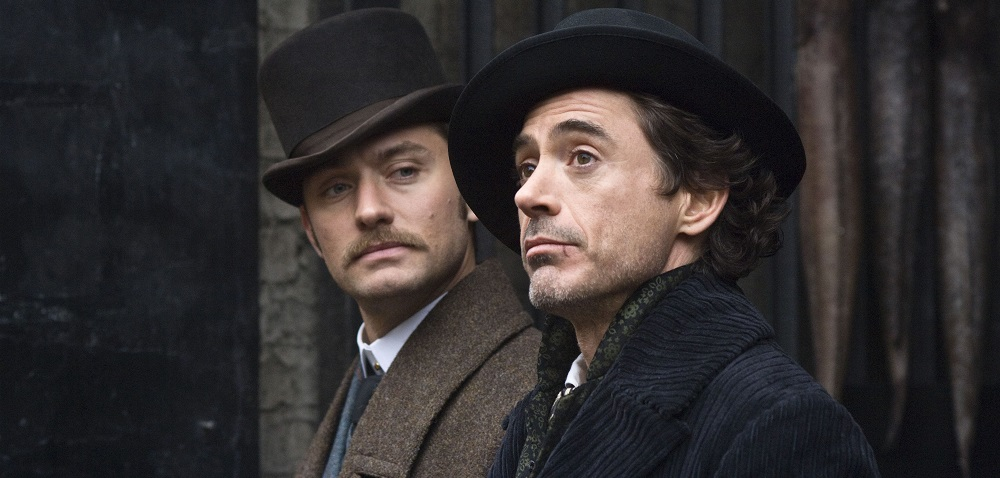 Sherlock Holmes 2009 Lin Pictures, Silver Pictures, Village Roadshow Pictures, Wigram Productions i migliori film su sherlock holmes