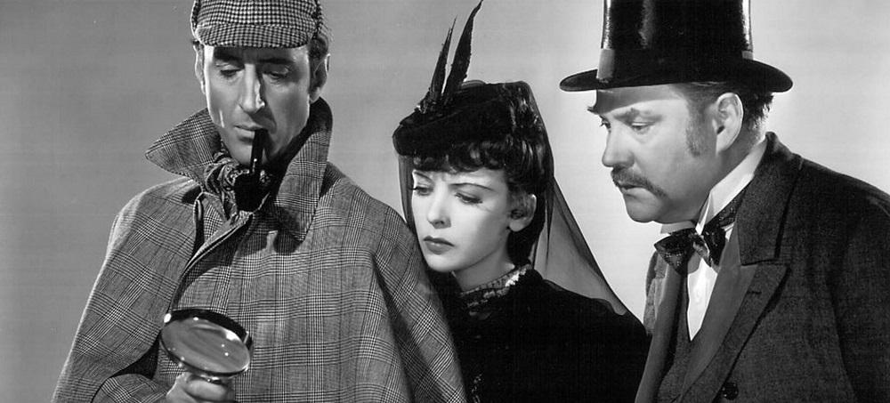 Sherlock Holmes e il mastino di Baskerville (1939) 20th Century Fox i migliori film su sherlock holmes