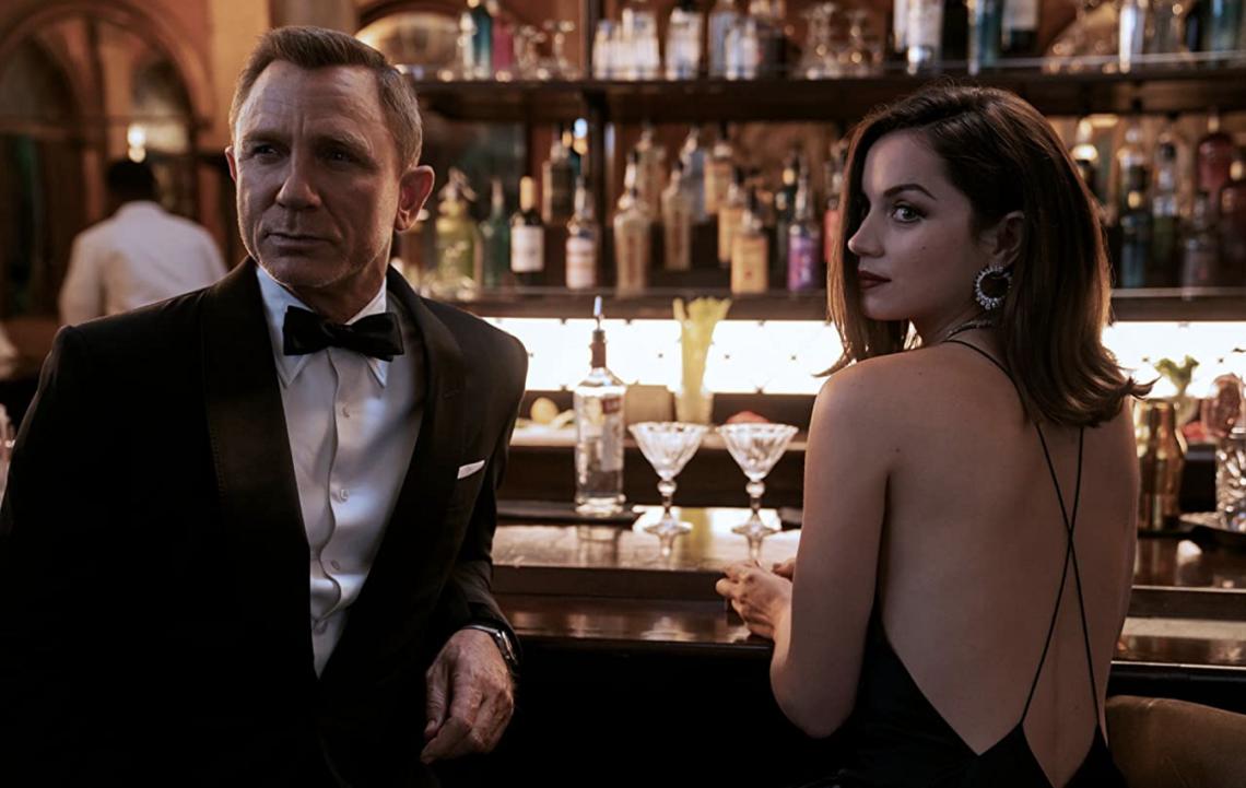 no time to die film 007 recensione